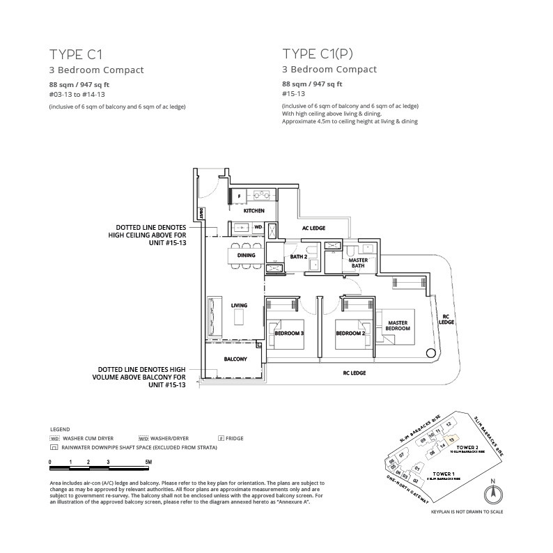 One-north Eden - Floor Plan 27