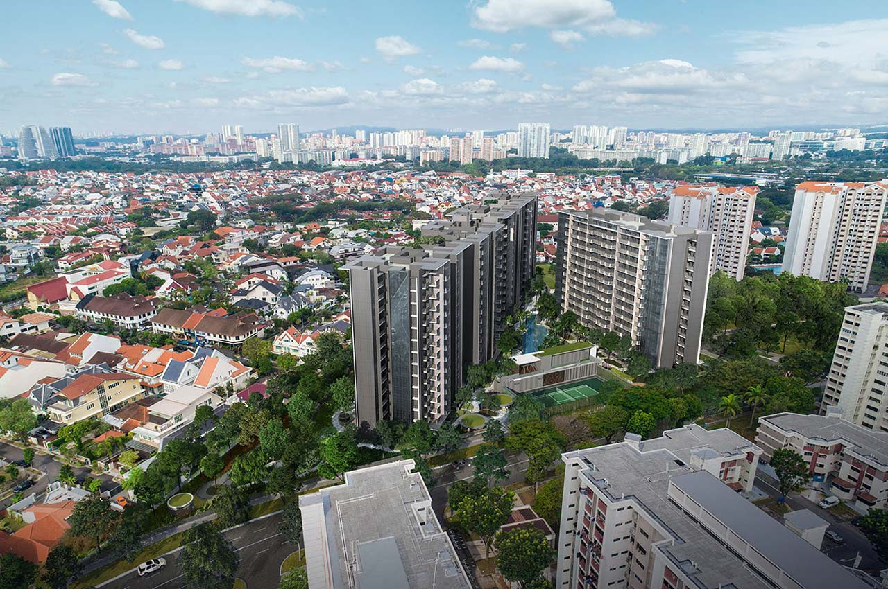 The Garden Residences - New Launch Apartment 2021 5