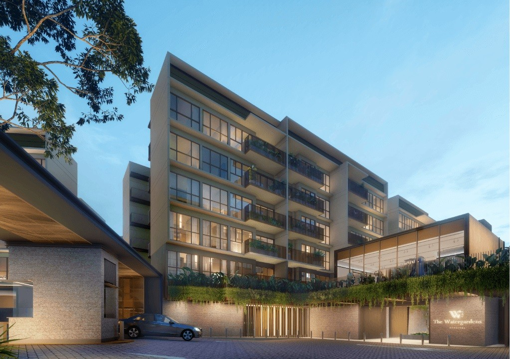 The Watergardens At Canberra - New Launch Condominium 2021 5