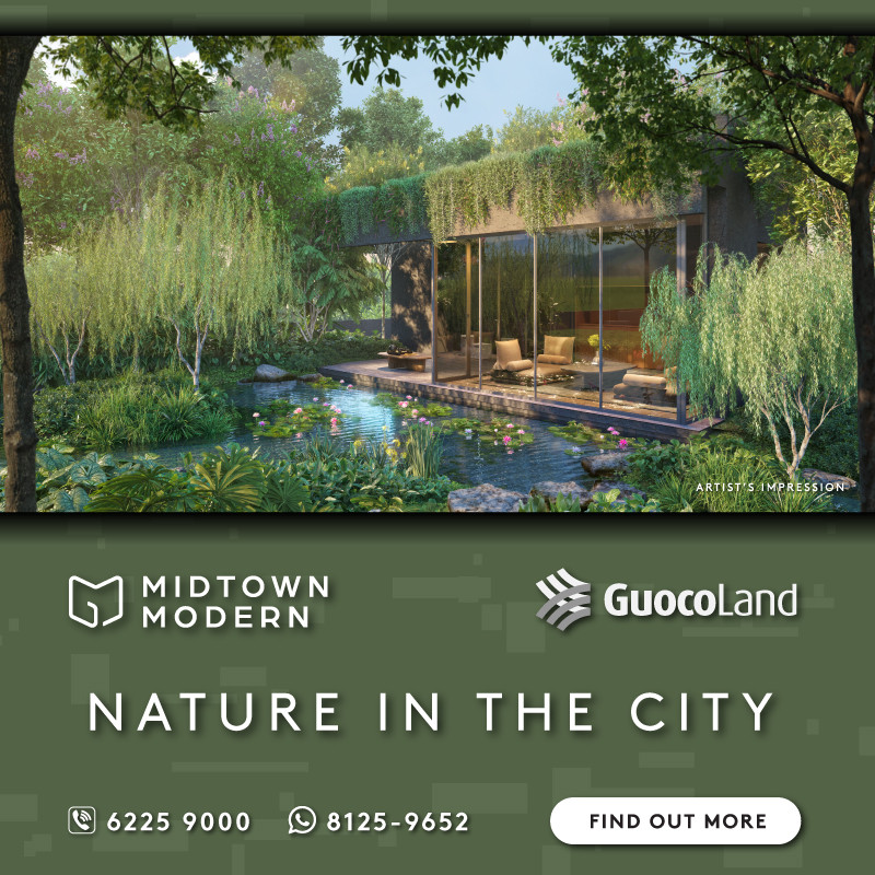 Midtown Modern  - New Launch Apartment 2021