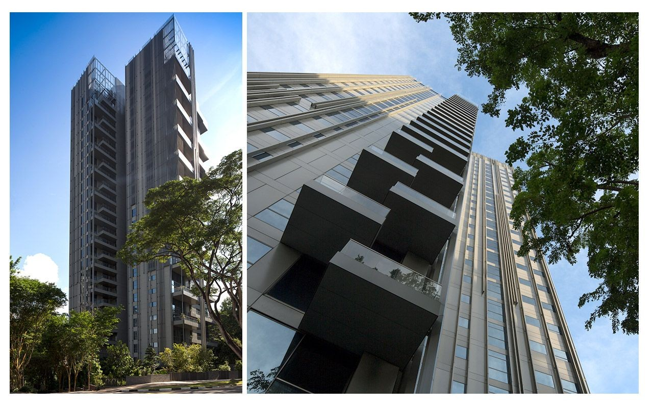 3 Orchard By-the-park - New Launch Condominium 2021 0