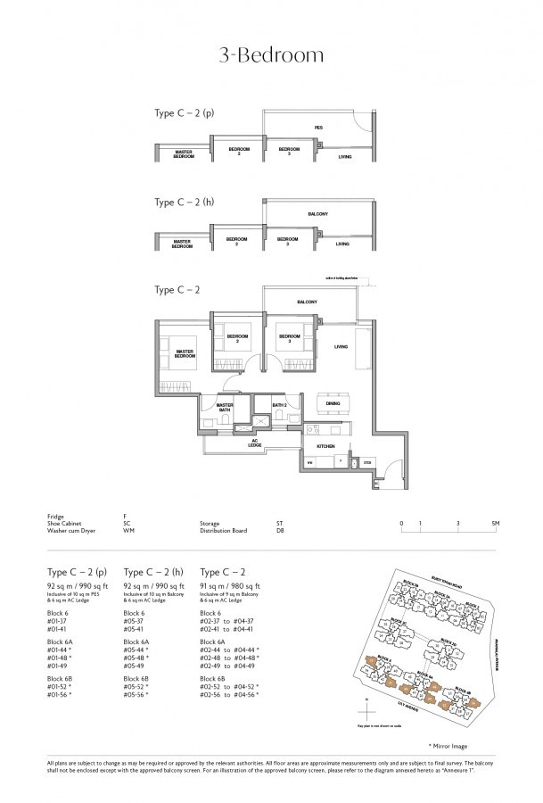Royalgreen - Floor Plan 12