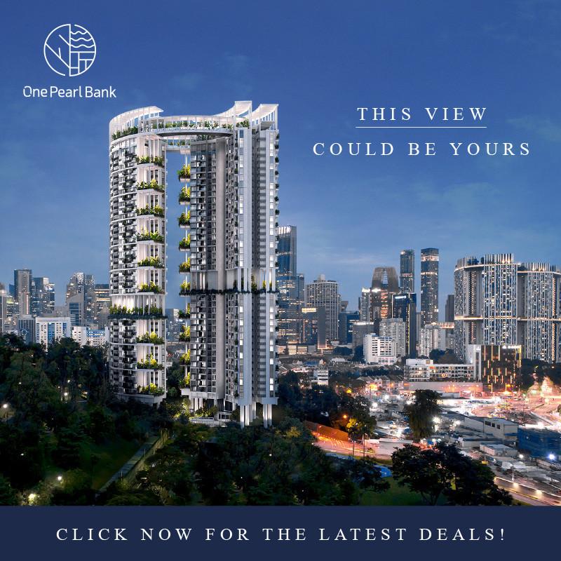 ONE PEARL BANK - New Launch Condominium 2020