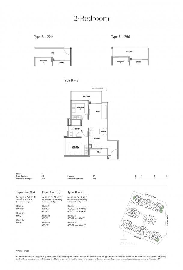 Royalgreen - Floor Plan 9