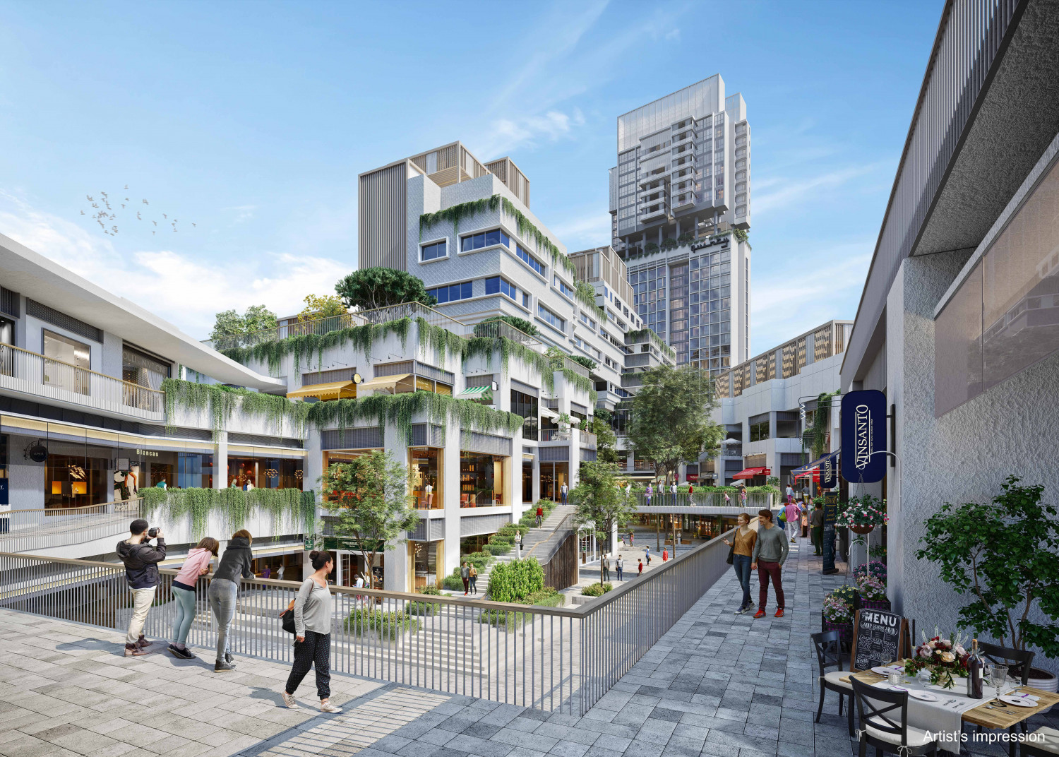 One Holland Village Residences - New Launch Apartment 2021 8