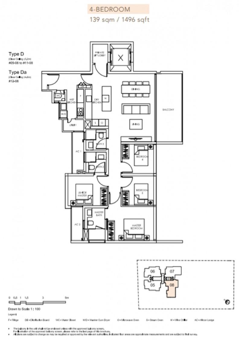 Sloane Residences - Floor Plan 14