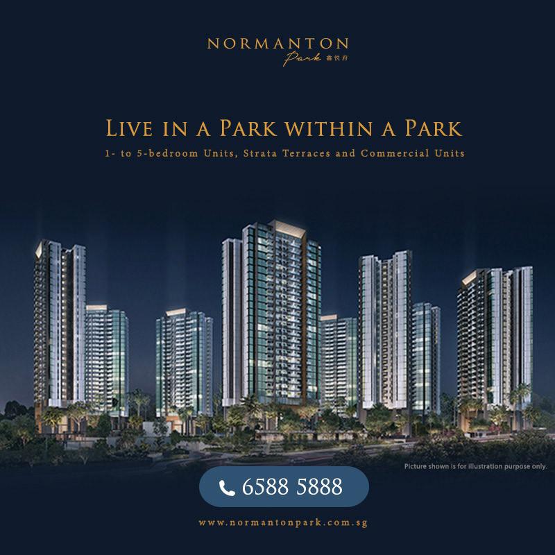 Normanton Park - New Launch 2021
