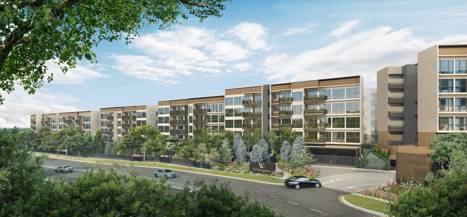 The Watergardens At Canberra - New Launch Condominium 2021 4