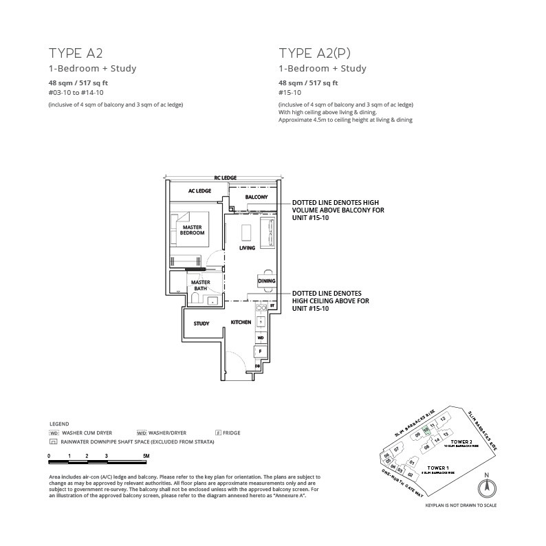 One-north Eden - Floor Plan 20