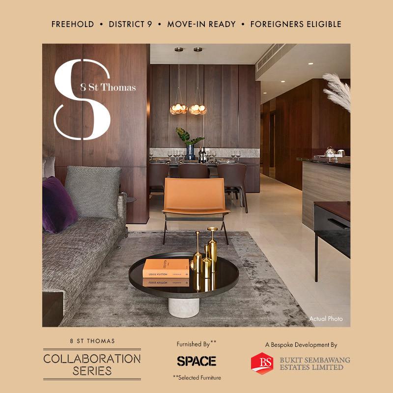 8 St Thomas - New Launch Condominium 2020