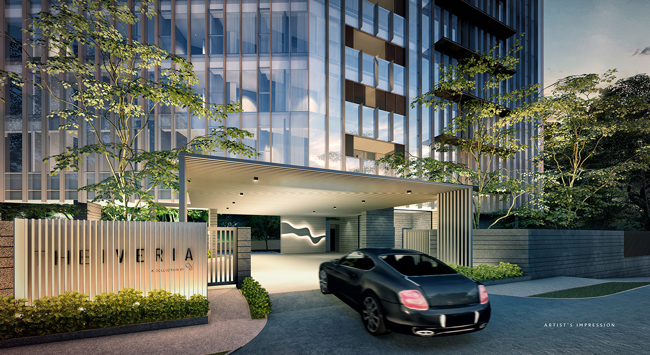 The Iveria - New Launch Apartment 2021 0