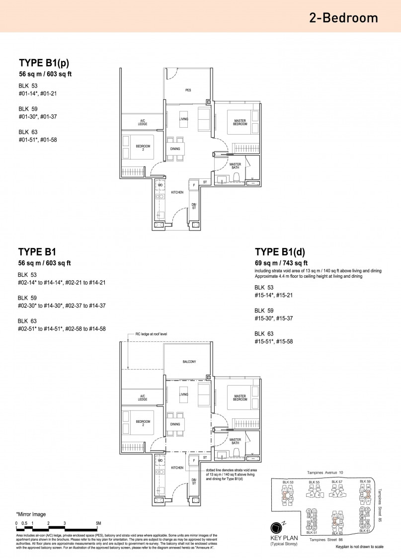The Tapestry - Floor Plan 9