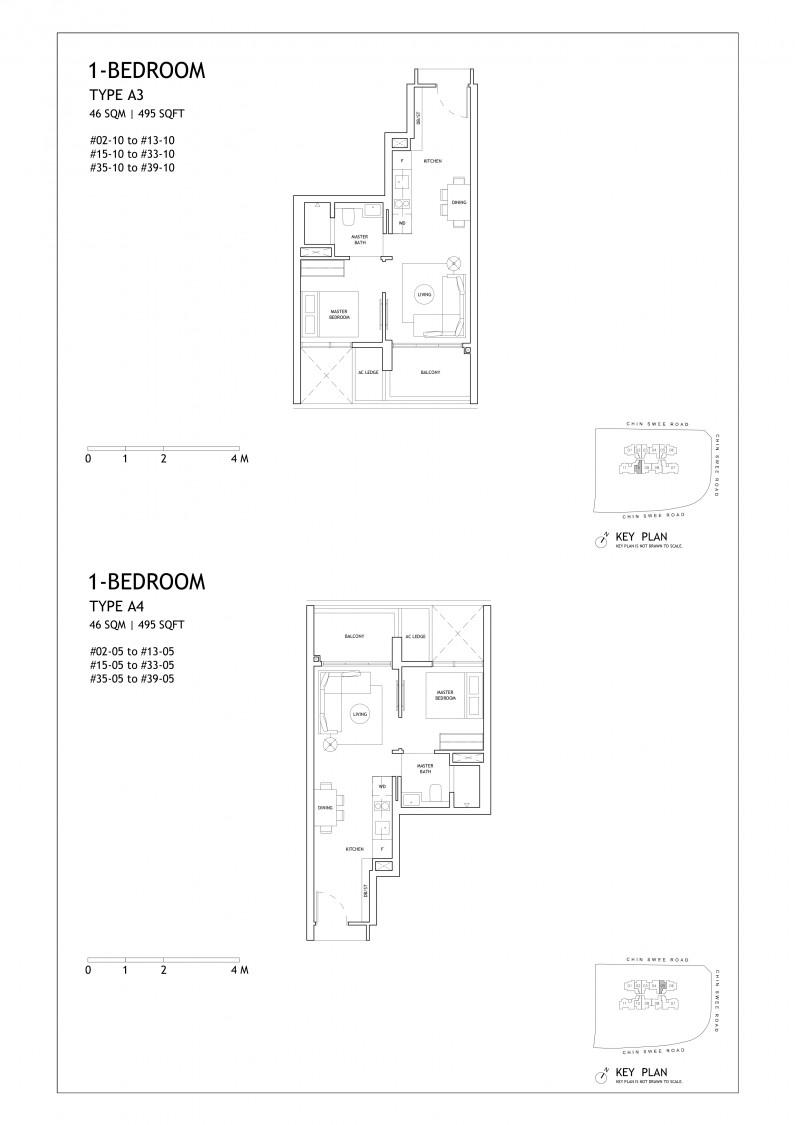 The Landmark - Floor Plan 11