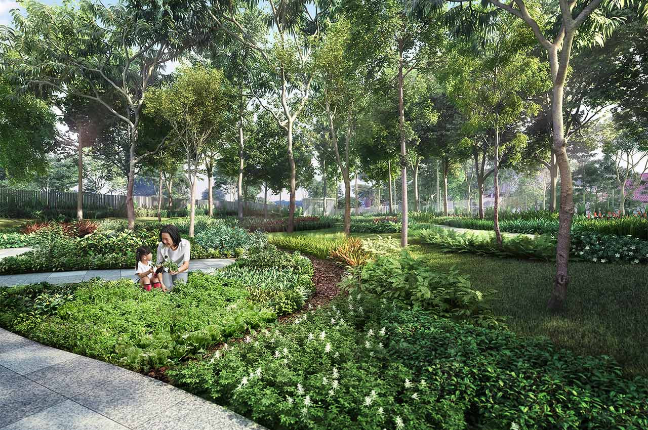 The Garden Residences - New Launch Apartment 2021 7