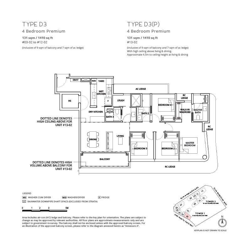 One-north Eden - Floor Plan 32