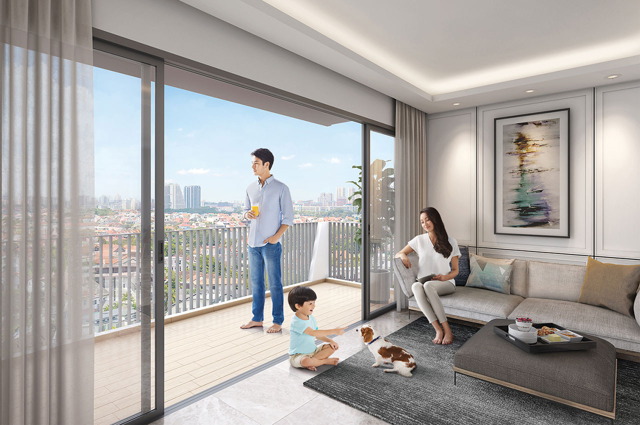 The Garden Residences - New Launch Apartment 2021 6