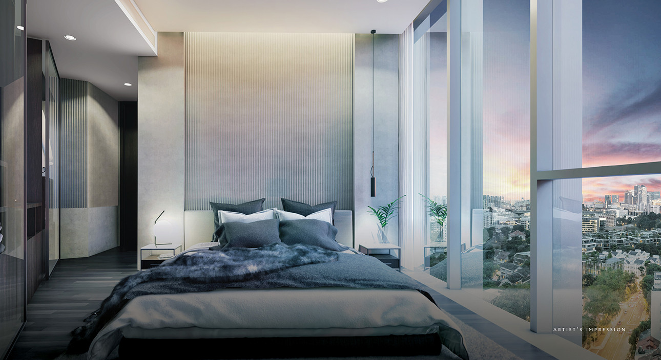 The Iveria - New Launch Apartment 2021 1