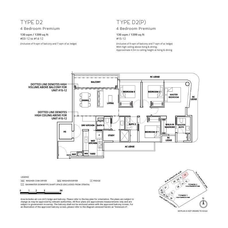 One-north Eden - Floor Plan 31