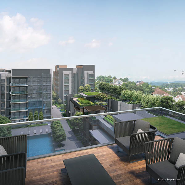 Fourth Avenue Residences  - New Launch Condo 2021 9