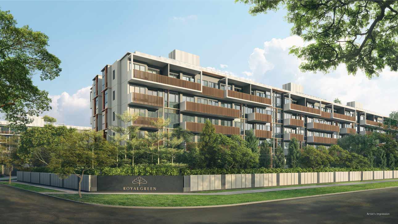 Royalgreen - New Launch Condo 2021 4