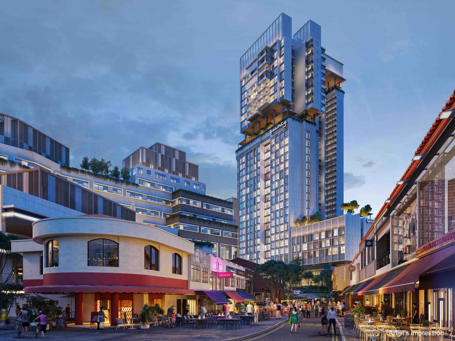 One Holland Village Residences - New Launch Apartment 2021 21