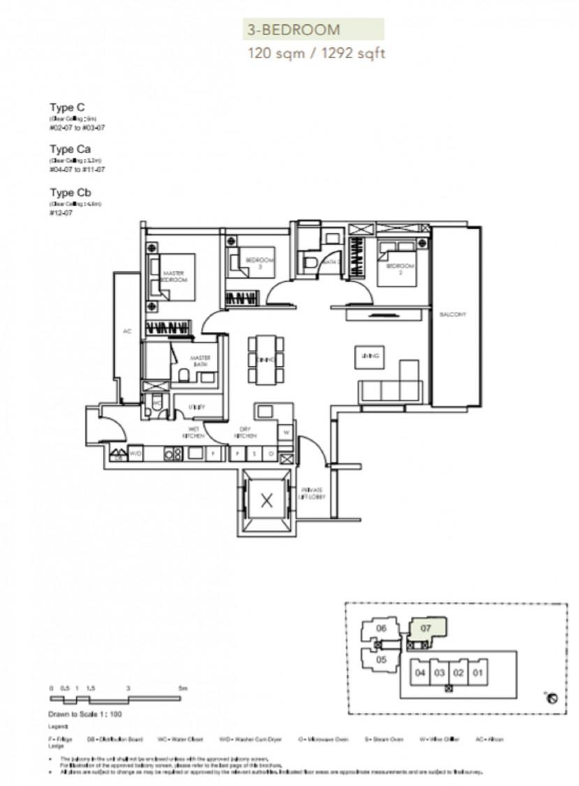 Sloane Residences - Floor Plan 13