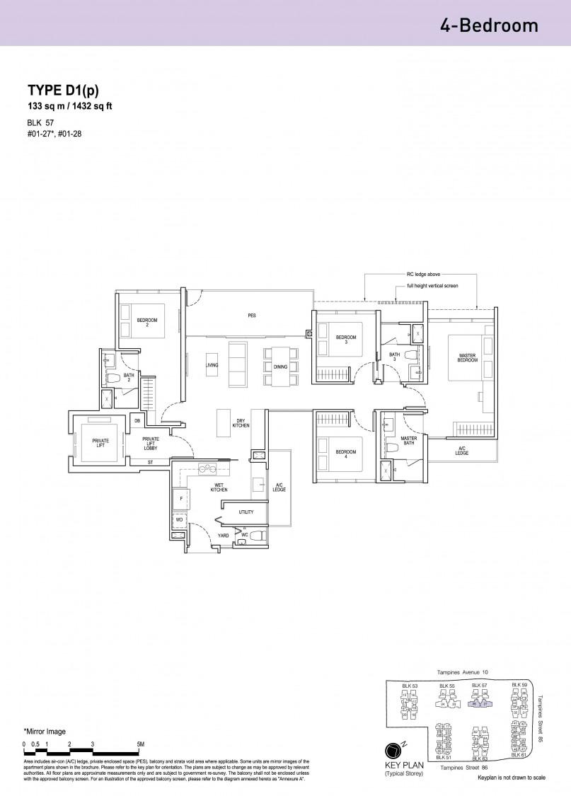 The Tapestry - Floor Plan 11