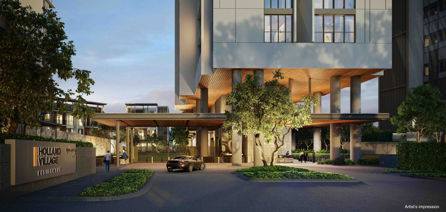 One Holland Village Residences - New Launch Apartment 2021 14