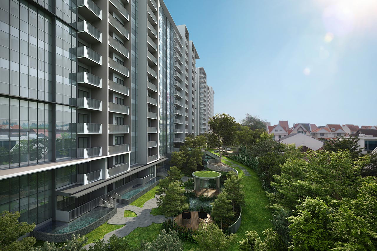 The Garden Residences - New Launch Apartment 2021 9