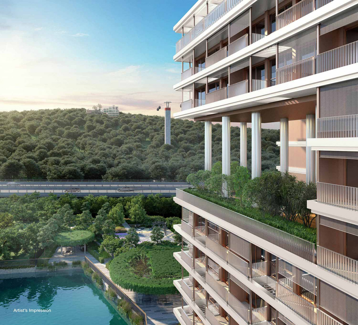 The Reef At King's Dock - New Launch Condominium 2021 5