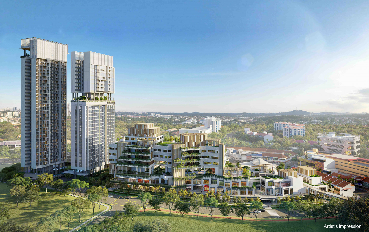 One Holland Village Residences - New Launch Apartment 2021 7