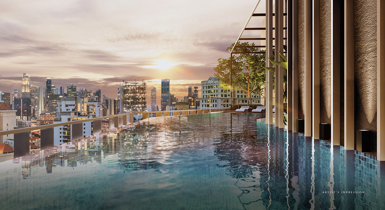 The Iveria - New Launch Apartment 2021 3