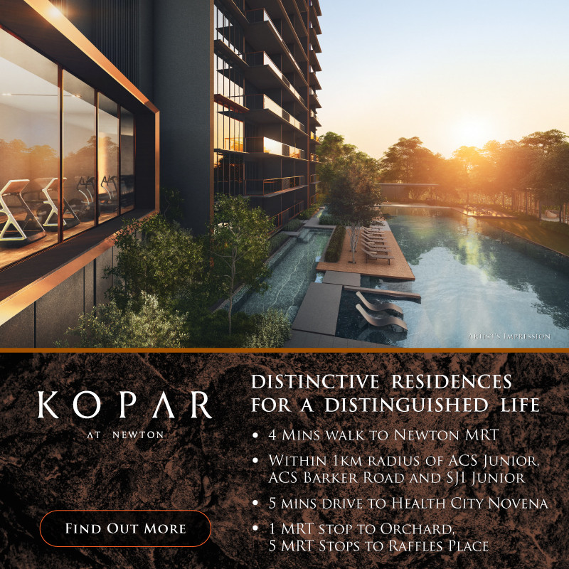 Kopar At Newton - New Launch Apartment 2021