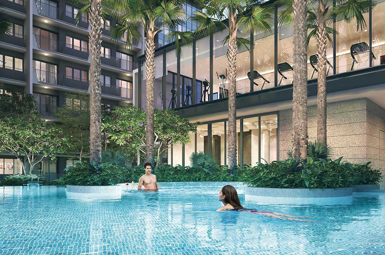 The Garden Residences - New Launch Apartment 2021 11