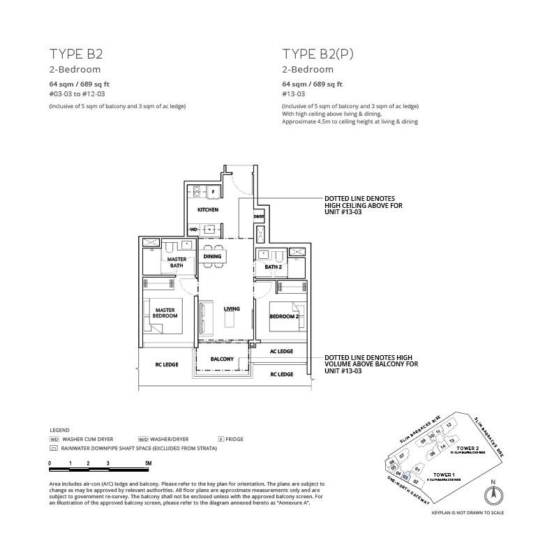 One-north Eden - Floor Plan 22