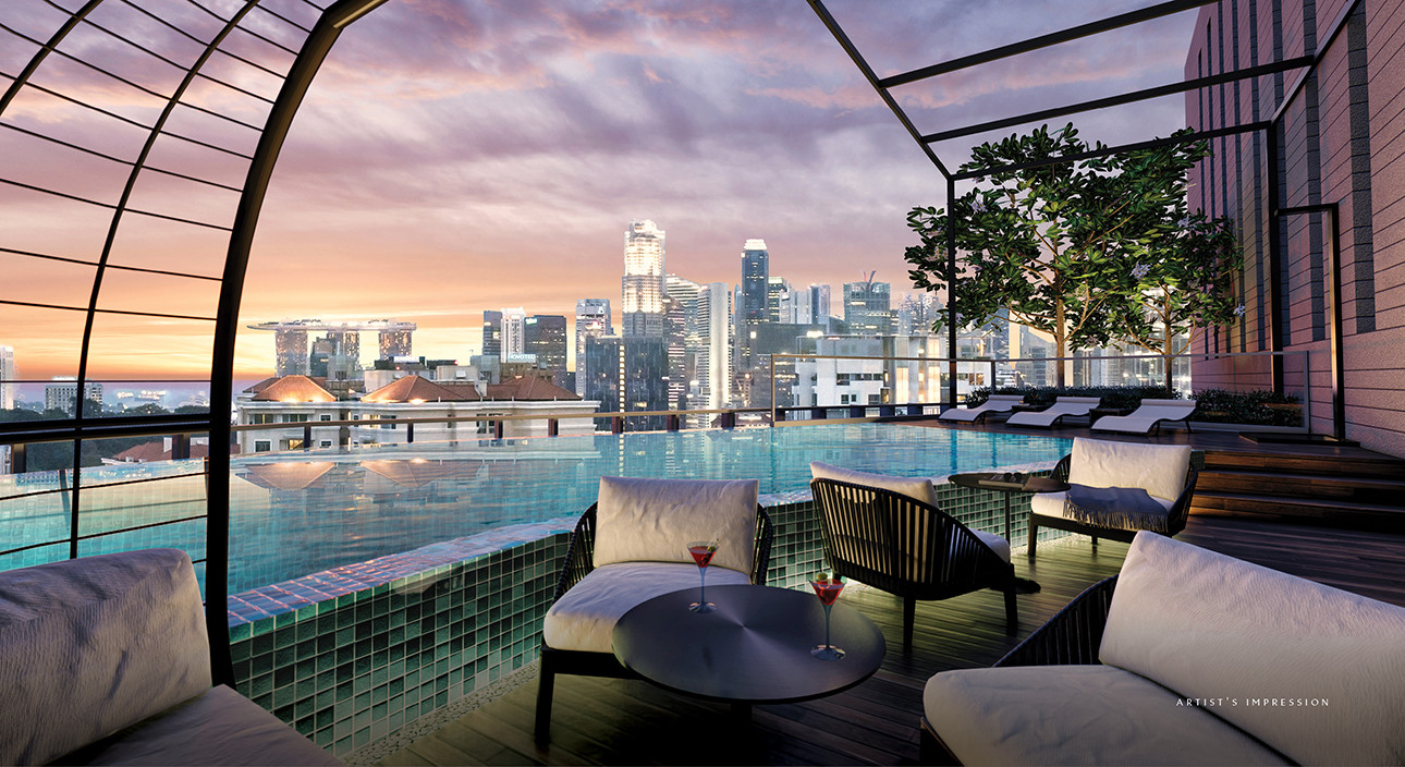 The Iveria - New Launch Apartment 2021 4