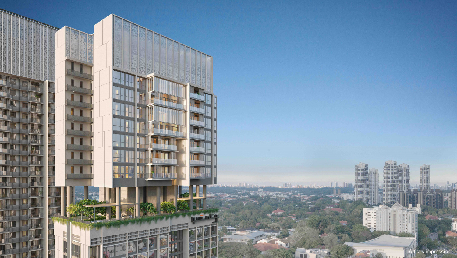 One Holland Village Residences - New Launch Apartment 2021 19