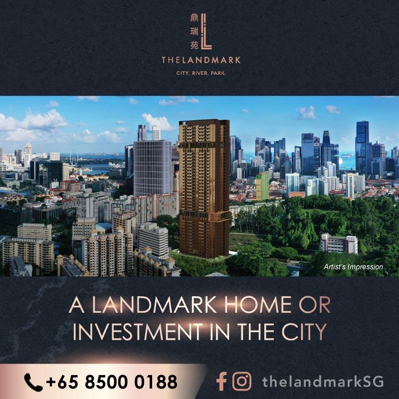THE LANDMARK - New Launch Condominium 2021