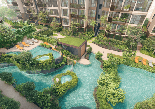 The Watergardens At Canberra - New Launch Condominium 2021 6