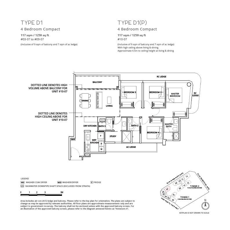 One-north Eden - Floor Plan 30