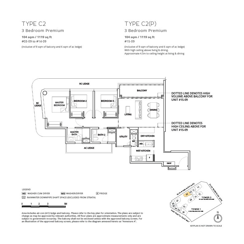 One-north Eden - Floor Plan 28