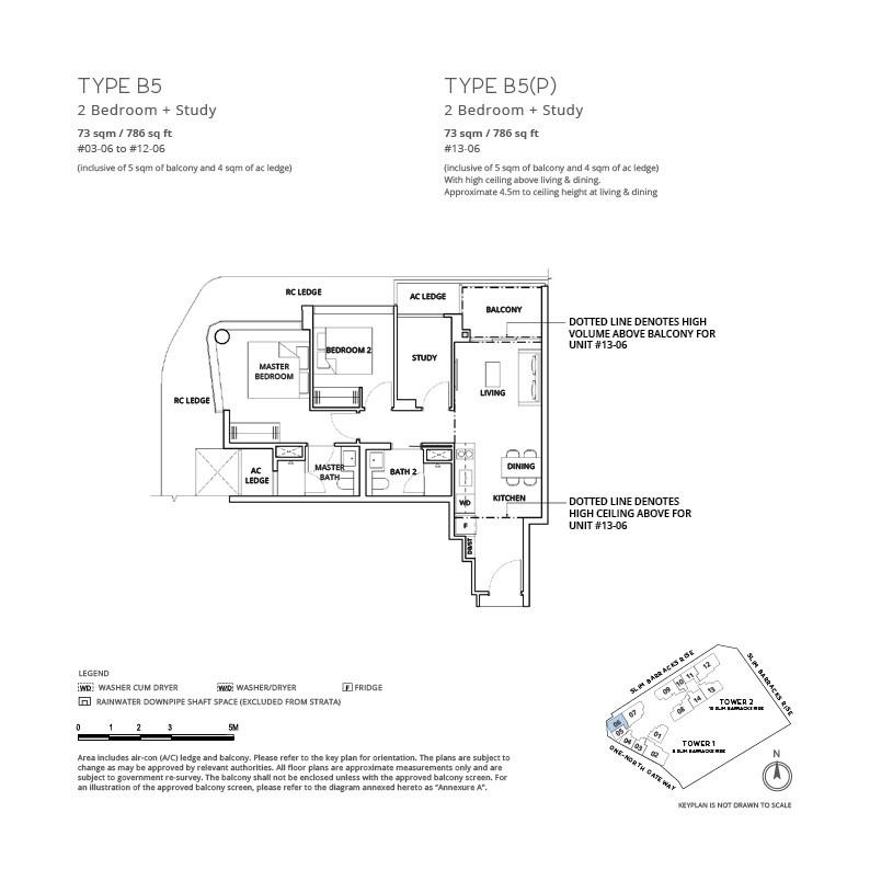 One-north Eden - Floor Plan 25