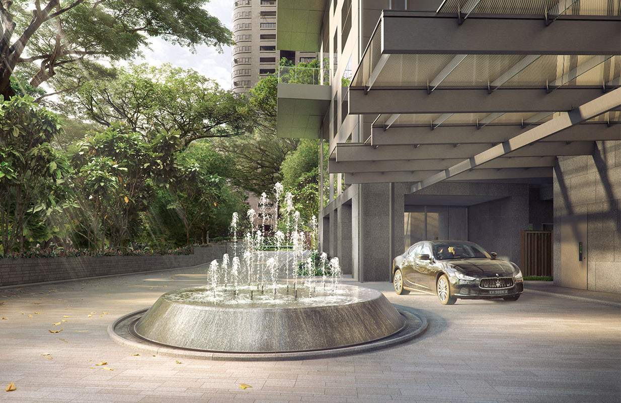 3 Orchard By-the-park - New Launch Condominium 2021 6