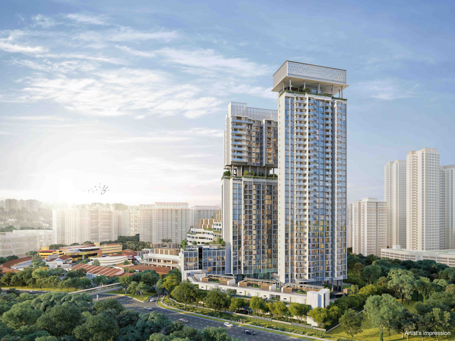 One Holland Village Residences - New Launch Apartment 2021 12