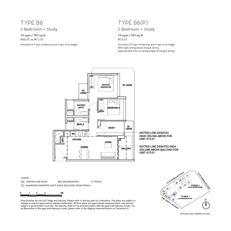 One-north Eden - Floor Plan 26
