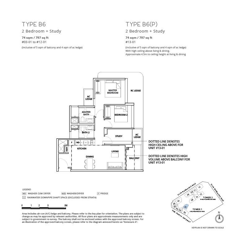 One-north Eden - Floor Plan 26