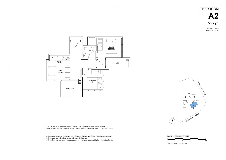 Fyve Derbyshire - Floor Plan 8