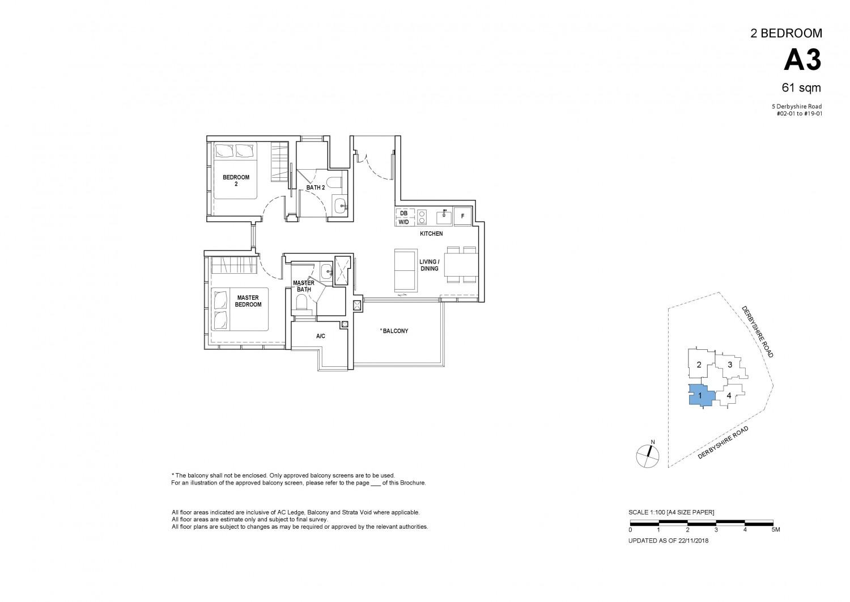 Fyve Derbyshire - Floor Plan 9
