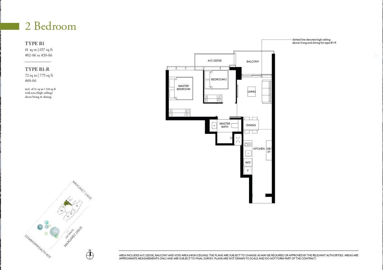 Margaret Ville - Floor Plan 18