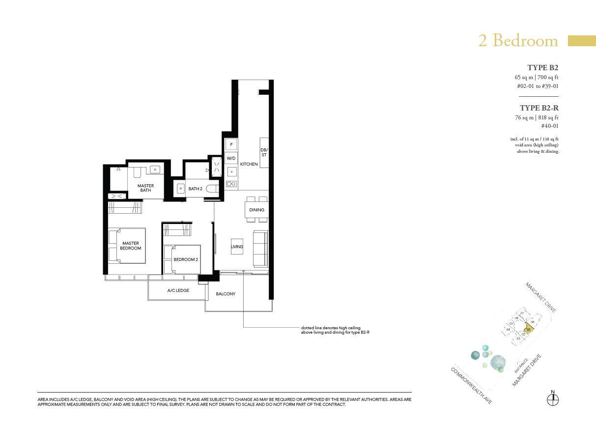 Margaret Ville - Floor Plan 19